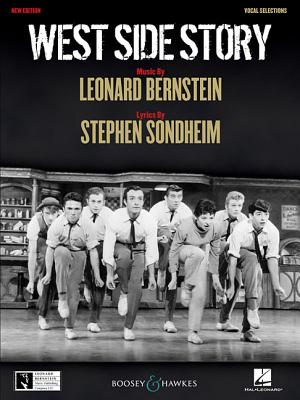 West Side Story Vocal Selections By Hal Leonard Publishing Corporation (EDT)